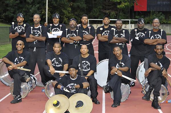 21 Alumni Drumline