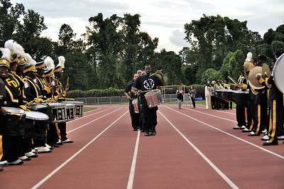 15 Alumni Drumline