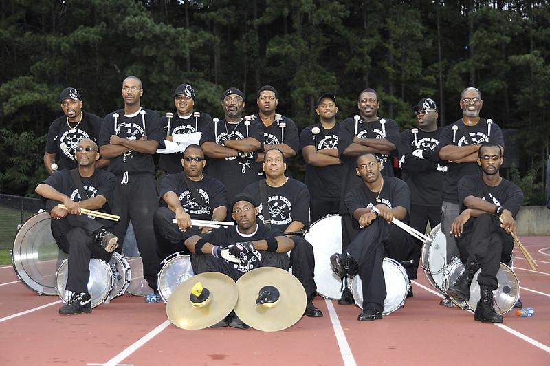 24 Alumni Drumline