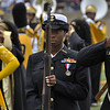 Navy JROCT Color Guard