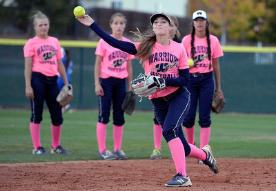 Frederick High School Softball Pitchers