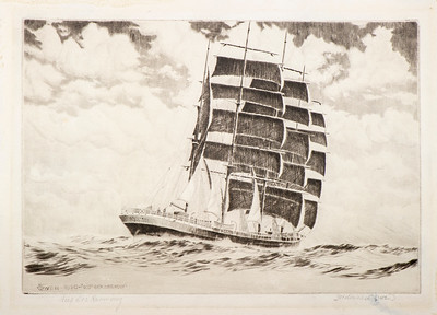 Deep Sea Harmony   1940