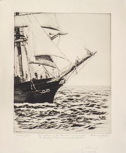 Setting Sail    1936