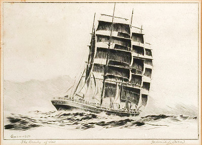 Beauty of Sails 1939