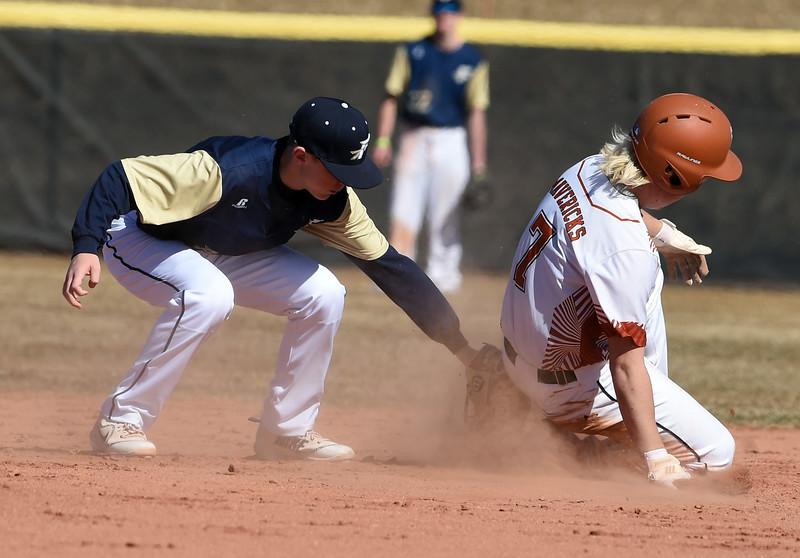 Frederick Mead Baseball