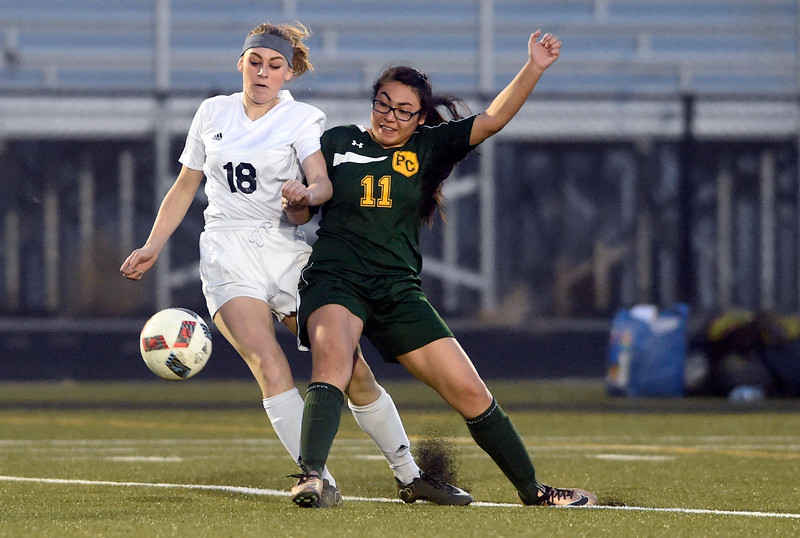 Frederick vs Pueblo County Girls Soccer