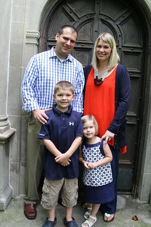 Frederick Family