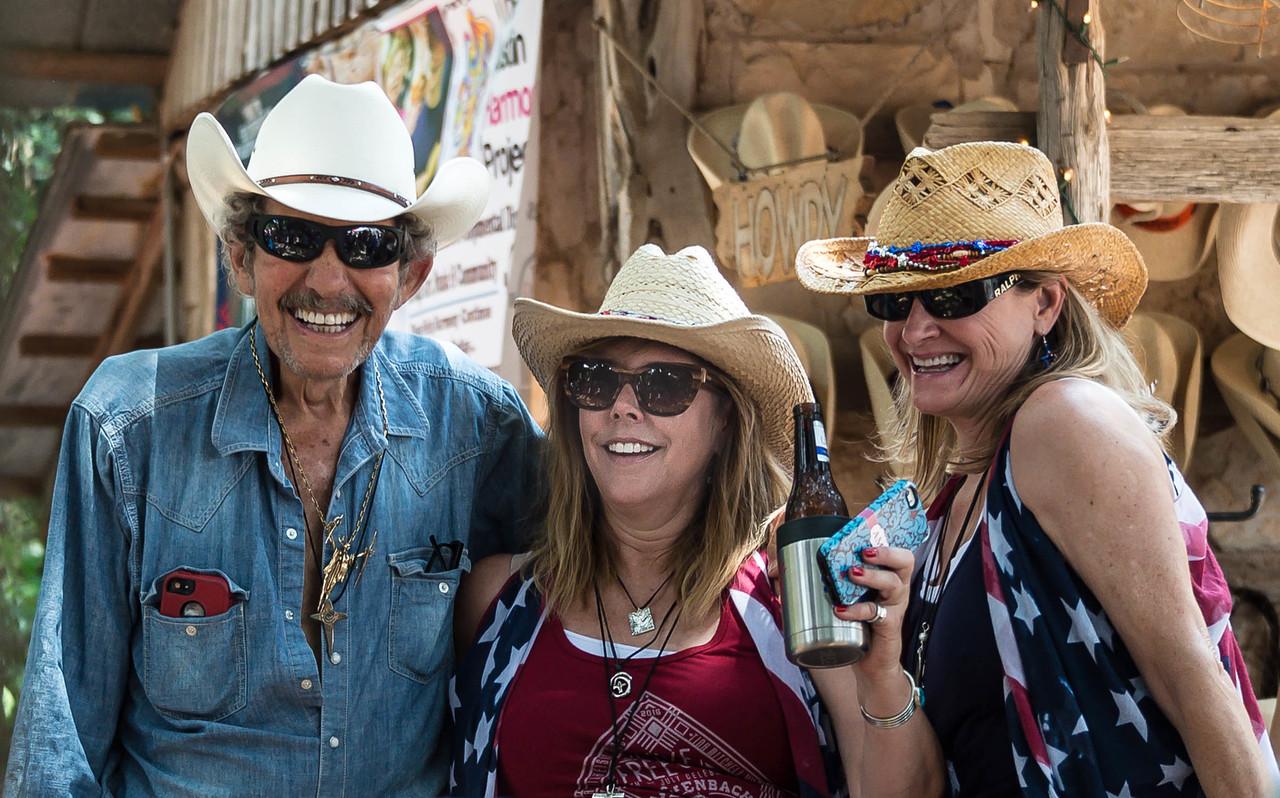 Bill, Amy, Rebecca