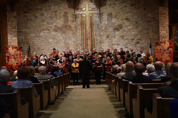 Community Choir 11-21-17