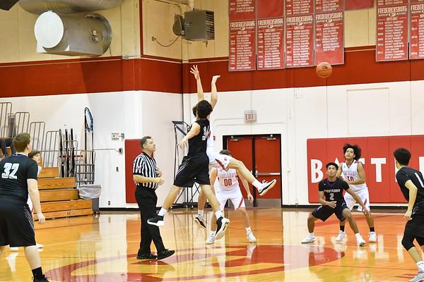 FHS boys basketball 12-27-17
