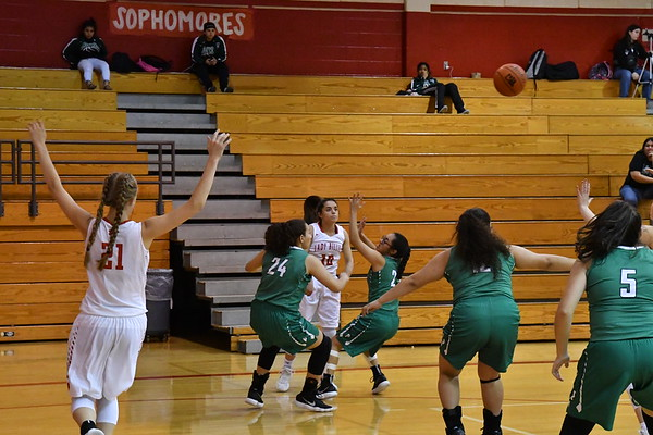 FHS girls-Heritage basketball 12-20-17