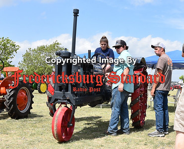 Antique Machinery Show 05-23-18