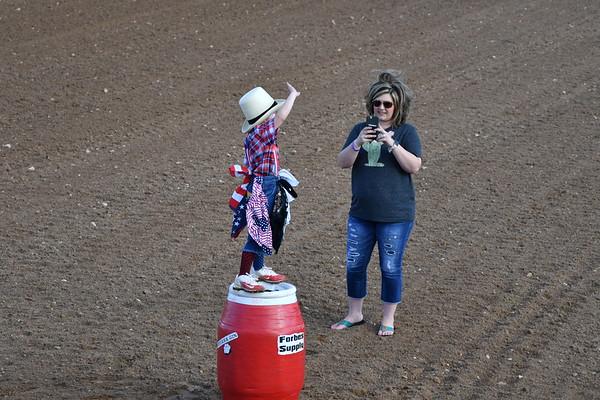 Peach JAMboree Rodeo 06-16-18