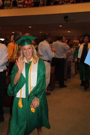 Shelby's High School Graduation
