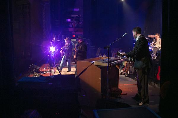 Free Fallin Benefit Concert