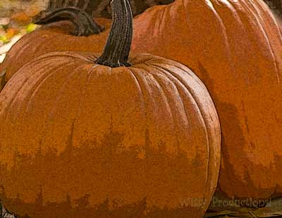 Free Pumpkin Clip Art by Witty Productions