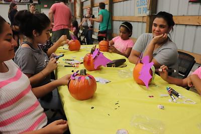 Free Pumpkin Decorating