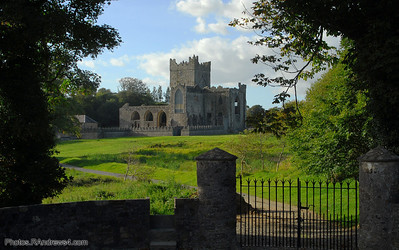 Tinturn Abbey, New Ross, Ireland