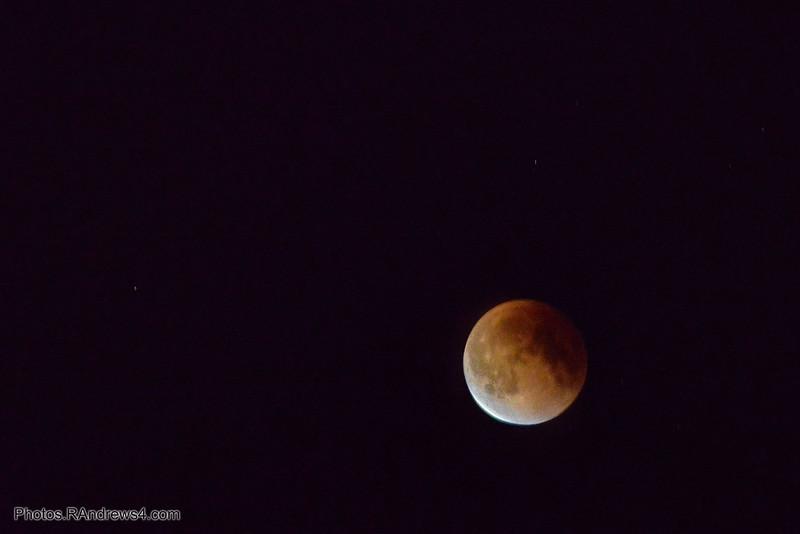 Lunar eclipse 27 Sept 2015