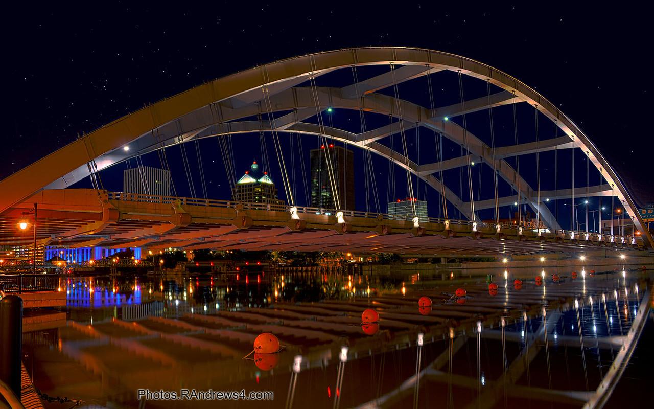 Susan B. Anthony and Frederick Douglas Bridge