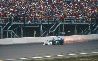 1972 Indy 500: Mike Mosely