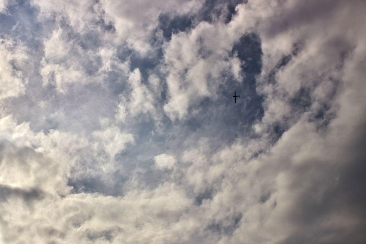 Pipistrel Taurus v letu