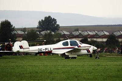 Slavné aerotaxi Let L200 Morava