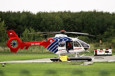 Eurocopter 135 záchranné služby aka Kryštof 09