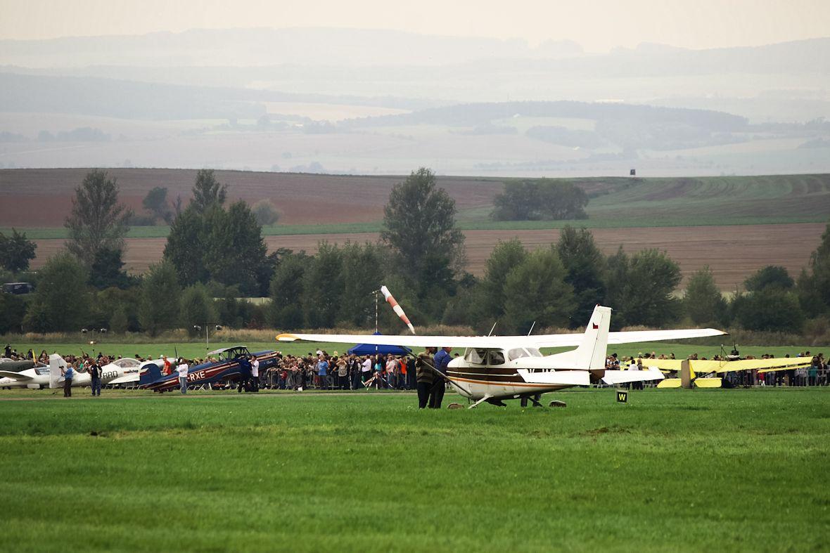 Vyškovská Cessna C172