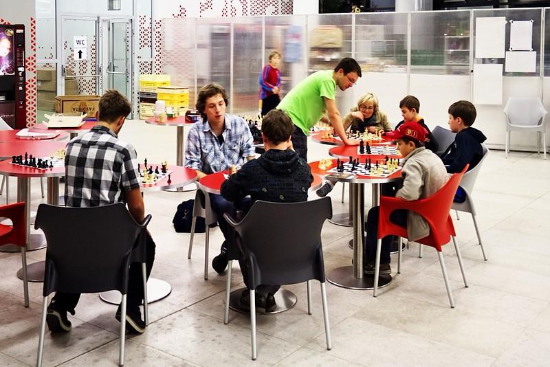 Šachová simultánka