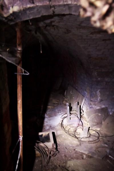 Názorná ukázka toho, v jakém byla pevnost stavu, když ji FNOL předali vojáci