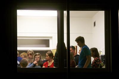 Nahlížíme do transfúzního oddělení nemocnice v Olomouci, kde probíhá prohlídka