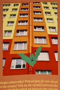Veselý zelený netopýr