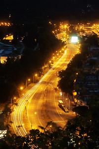 Bauerova ulice u Výstaviště