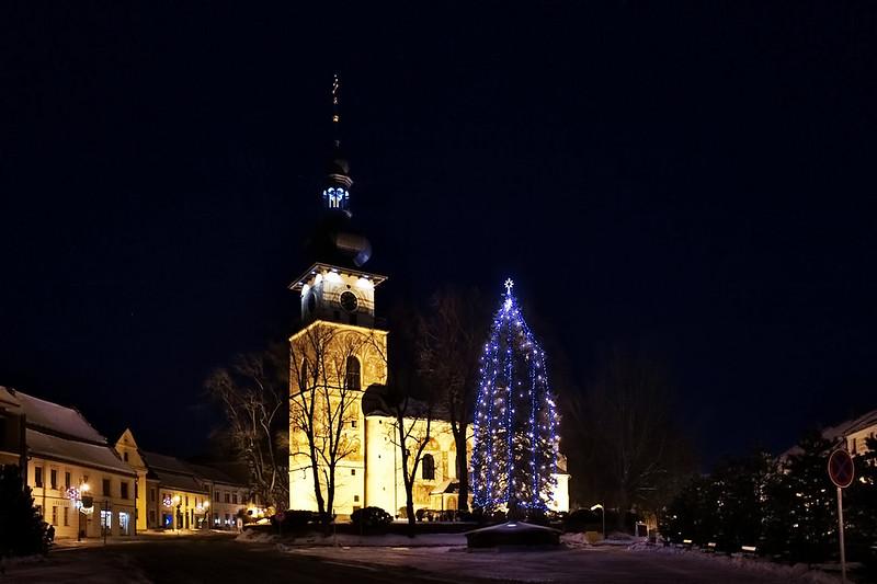 Návrat na Vratislavovo náměstí v Novém Městě na Moravě