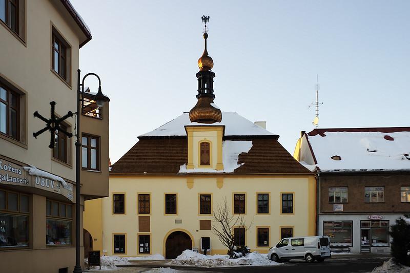 Radnice v Novém Městě na Moravě
