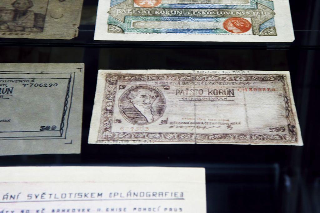 Padělatelství bankovek evidentně ušlo velký kus cesty...