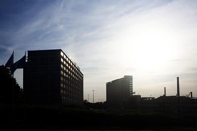 Obchodní dům a Baťův mrakodrap