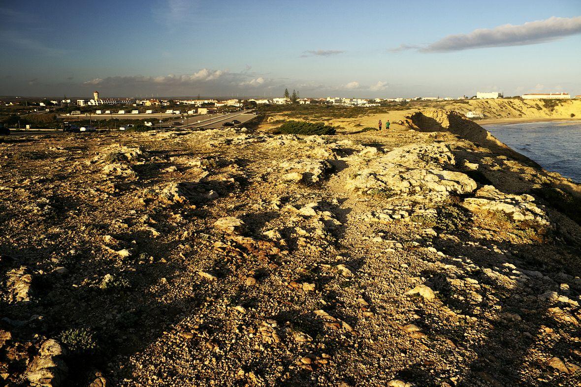 Pohled na Sagres
