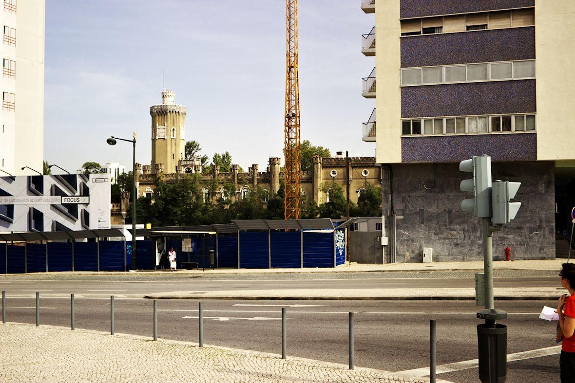 Lisabonské kontrasty