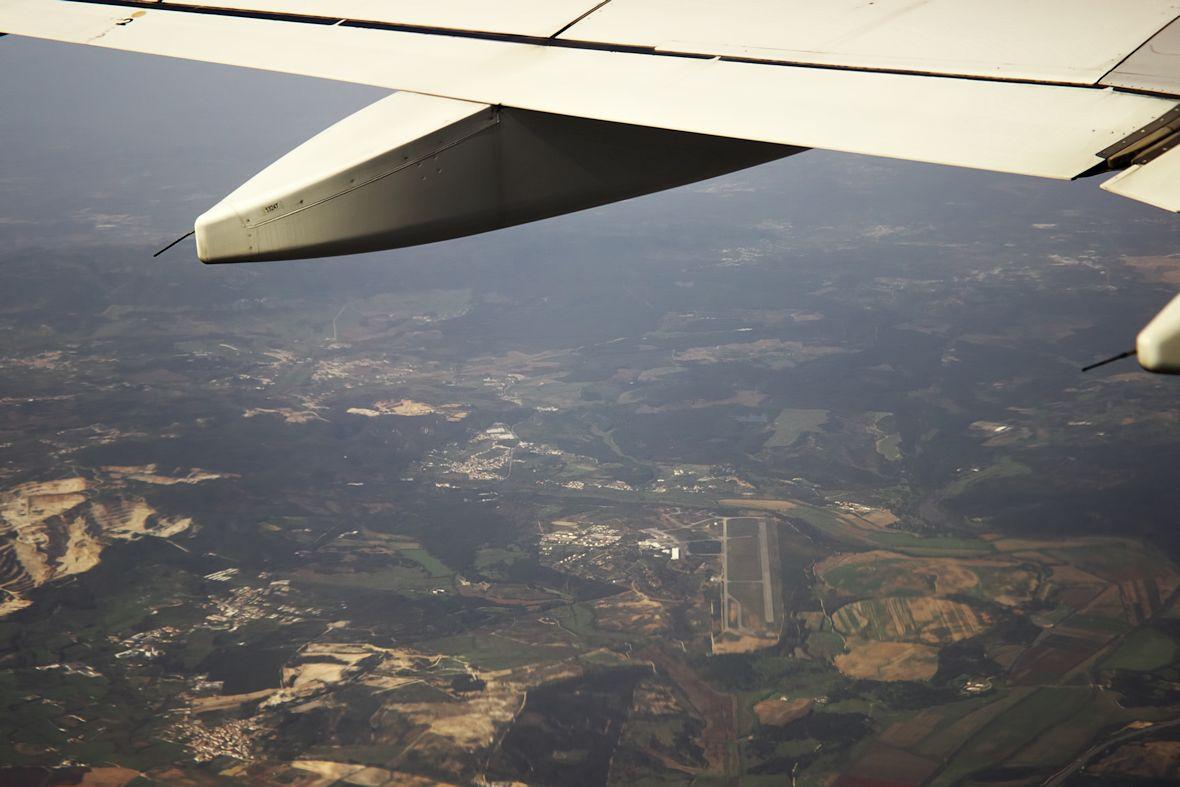 Letiště u města Ota