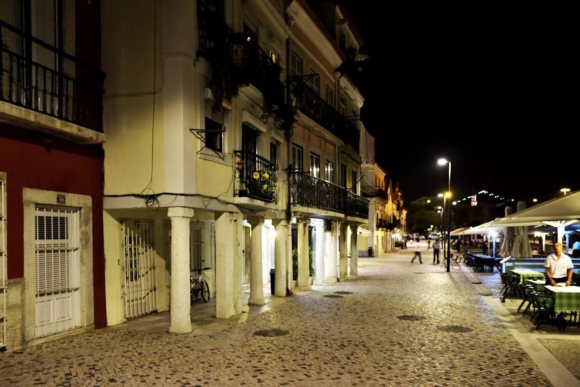 Kavárny a restaurace v Belému