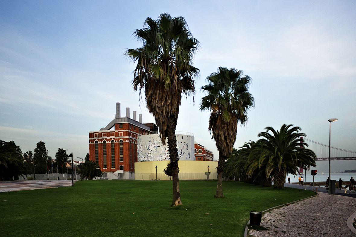 Muzeum elektřiny v Belému