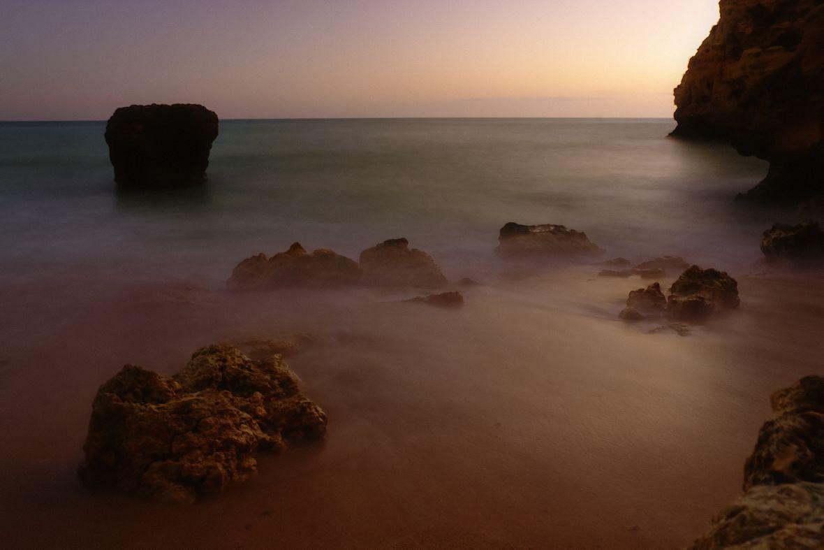 Praia de Marinha