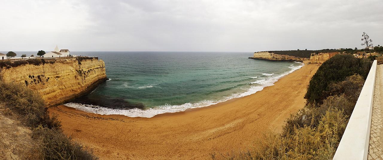 Panoráma Praia Nova