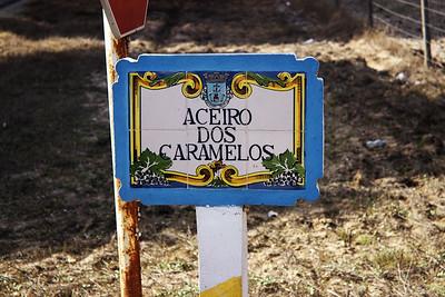 Typicky portugalské označení ulice