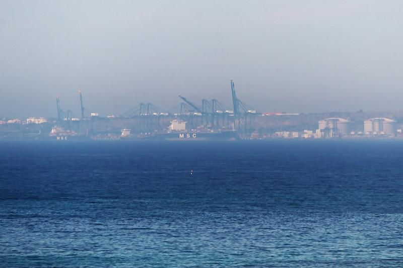 Velký přístav v Sines