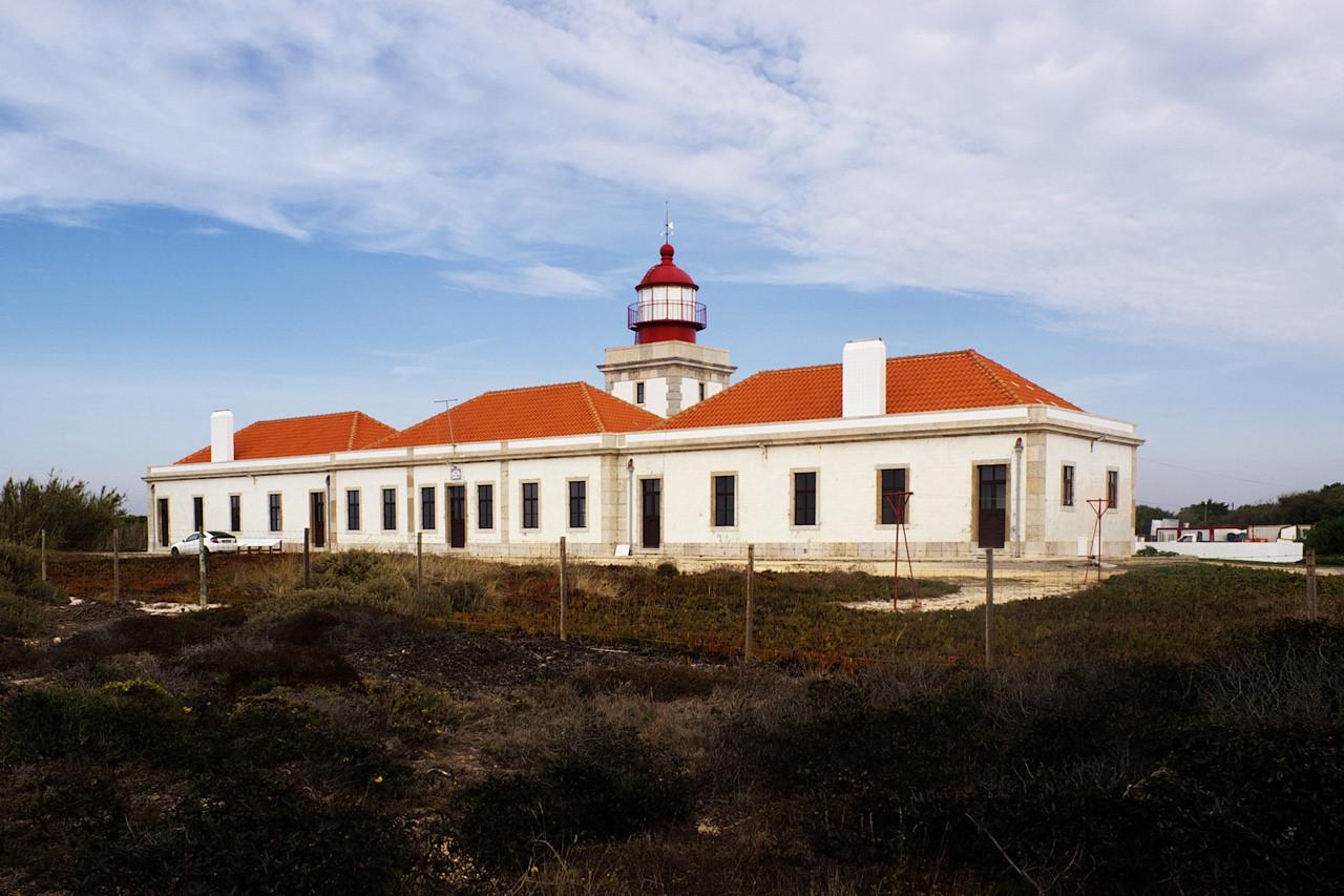 Maják na Cabo Sardao