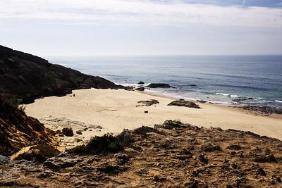 Pláž pod pevností