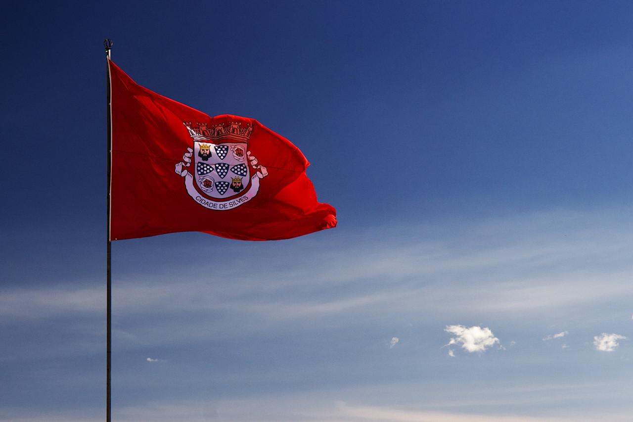 Vlajka města Silves